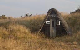 Καταφύγιο θύελλας Στοκ φωτογραφία με δικαίωμα ελεύθερης χρήσης