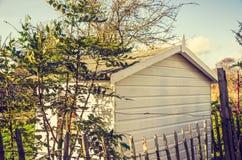 Καταφύγιο κήπων Στοκ Εικόνες