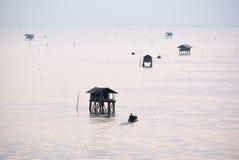 Καταφύγιο ψαράδων Στοκ φωτογραφία με δικαίωμα ελεύθερης χρήσης