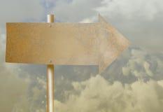 Κατεύθυνση σημαδιών Στοκ φωτογραφία με δικαίωμα ελεύθερης χρήσης