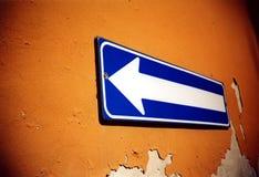 κατεύθυνση Στοκ φωτογραφίες με δικαίωμα ελεύθερης χρήσης