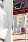 Κατεύθυνση generale des Finances publiques - ηβικό φράγκο πόρων χρηματοδότησης στοκ εικόνες με δικαίωμα ελεύθερης χρήσης