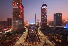 Κατηγορίες πόλεων: Πόλη Plaza λουλουδιών Guangzhou Στοκ Φωτογραφίες