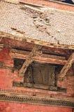 ΚΑΤΜΑΝΤΟΥ, ΝΕΠΑΛ - 26 ΑΠΡΙΛΊΟΥ 2015: Συντρίμμια των κτηρίων στην πλατεία Durbar στο Κατμαντού κατόπιν, μετά από 7 8 σεισμός, Νεπά στοκ φωτογραφία