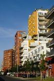 κατοικία ανάπτυξης Στοκ Εικόνα