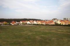 κατοικία ανάπτυξης Στοκ φωτογραφία με δικαίωμα ελεύθερης χρήσης