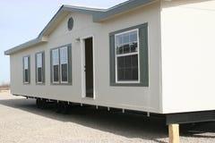 κατοικία που κατασκευάζεται μπροστινή Στοκ Εικόνα
