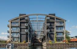 Κατοικία πολυτέλειας Torpedohallen Στοκ φωτογραφία με δικαίωμα ελεύθερης χρήσης