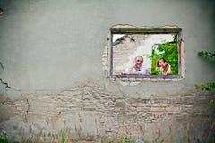 κατοικία προβλημάτων Στοκ Εικόνες
