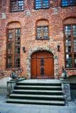 κατοικία σκαλοπατιών Στοκ Εικόνες