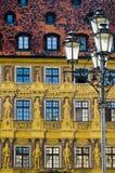κατοικία σπιτιών ανασκόπη&sig Στοκ Φωτογραφίες