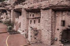 Κατοικίες απότομων βράχων του Κολοράντο Manitou στοκ εικόνες με δικαίωμα ελεύθερης χρήσης