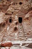 κατοικίες απότομων βράχων Στοκ Εικόνα