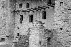 Κατοικίες απότομων βράχων Manitou στοκ φωτογραφίες με δικαίωμα ελεύθερης χρήσης