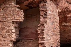 Κατοικίες απότομων βράχων Manitou στοκ εικόνες με δικαίωμα ελεύθερης χρήσης