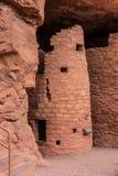 Κατοικίες απότομων βράχων Manitou στοκ εικόνα με δικαίωμα ελεύθερης χρήσης