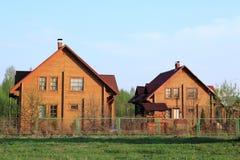 κατοικεί ξύλινο Στοκ φωτογραφίες με δικαίωμα ελεύθερης χρήσης