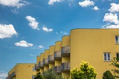 Κατοικημένη κατοικία σε μια πόλη Στοκ φωτογραφίες με δικαίωμα ελεύθερης χρήσης