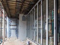 Κατοικημένη κατώτερη κατασκευή Στοκ εικόνες με δικαίωμα ελεύθερης χρήσης