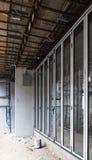 Κατοικημένη κατώτερη κατασκευή Στοκ Φωτογραφίες