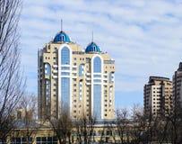 Κατοικημένος σύνθετος σε Astana Στοκ εικόνες με δικαίωμα ελεύθερης χρήσης