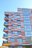 Κατοικημένο κτήριο Στοκ φωτογραφία με δικαίωμα ελεύθερης χρήσης