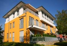Κατοικημένο σπίτι Στοκ φωτογραφία με δικαίωμα ελεύθερης χρήσης