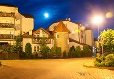 Κατοικημένο σπίτι Στοκ Εικόνες