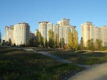 Κατοικημένο σύνθετο Highvill στο προεδρικό πάρκο στοκ εικόνα με δικαίωμα ελεύθερης χρήσης