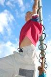 κατσίκια αθλητικά Στοκ φωτογραφία με δικαίωμα ελεύθερης χρήσης