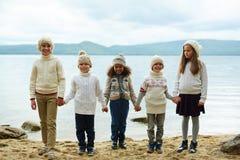 κατσίκια παραλιών Στοκ εικόνες με δικαίωμα ελεύθερης χρήσης