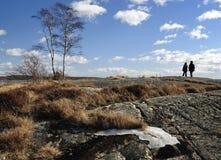 κατσίκια ταξιδιών Στοκ φωτογραφίες με δικαίωμα ελεύθερης χρήσης