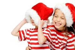 Κατσίκια Χριστουγέννων Στοκ εικόνα με δικαίωμα ελεύθερης χρήσης