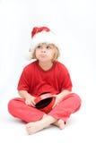 κατσίκια Χριστουγέννων Στοκ Εικόνες