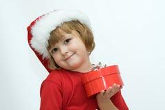 κατσίκια Χριστουγέννων Στοκ Εικόνα