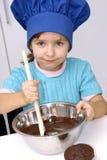 Κατσίκι αρχιμαγείρων σοκολάτας. Στοκ εικόνες με δικαίωμα ελεύθερης χρήσης