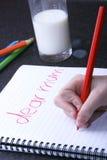 κατσίκι note2 Στοκ εικόνες με δικαίωμα ελεύθερης χρήσης