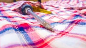 Κατσαβίδι στην τσέπη πουκάμισων Στοκ φωτογραφίες με δικαίωμα ελεύθερης χρήσης