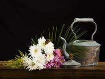 Κατσαρόλα χαλκού Στοκ φωτογραφίες με δικαίωμα ελεύθερης χρήσης