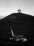 Κατώτατο σημείο του κόσμου - κέρατο ακρωτηρίων Στοκ εικόνες με δικαίωμα ελεύθερης χρήσης