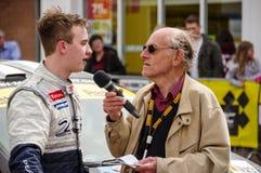 Κατώτερος νικητής BRC στη διεθνή συνάθροιση Pirelli Στοκ Εικόνες