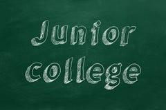 Κατώτερο κολλέγιο απεικόνιση αποθεμάτων