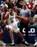 Κατώτερο Burroughs, Boston Celtics #5 Στοκ Εικόνα