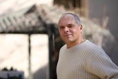 καυκάσιο άτομο Στοκ φωτογραφία με δικαίωμα ελεύθερης χρήσης
