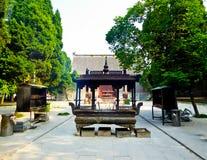 Καυστήρας θυμιάματος ναών Zhanshan Στοκ εικόνες με δικαίωμα ελεύθερης χρήσης