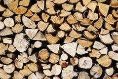 καυσόξυλο Στοκ εικόνα με δικαίωμα ελεύθερης χρήσης