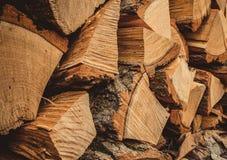 καυσόξυλο Στοκ εικόνες με δικαίωμα ελεύθερης χρήσης