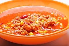 καυτά tacos σούπας Στοκ εικόνες με δικαίωμα ελεύθερης χρήσης
