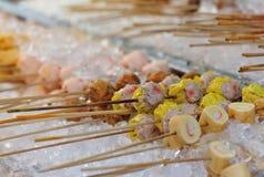 Καυτές πικάντικες εμβυθίσεις Στοκ φωτογραφίες με δικαίωμα ελεύθερης χρήσης
