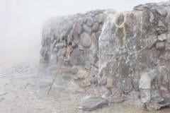 καυτές φυσικές ανοίξεις στοκ φωτογραφία